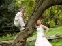 svatba Jirky a Vlasty
